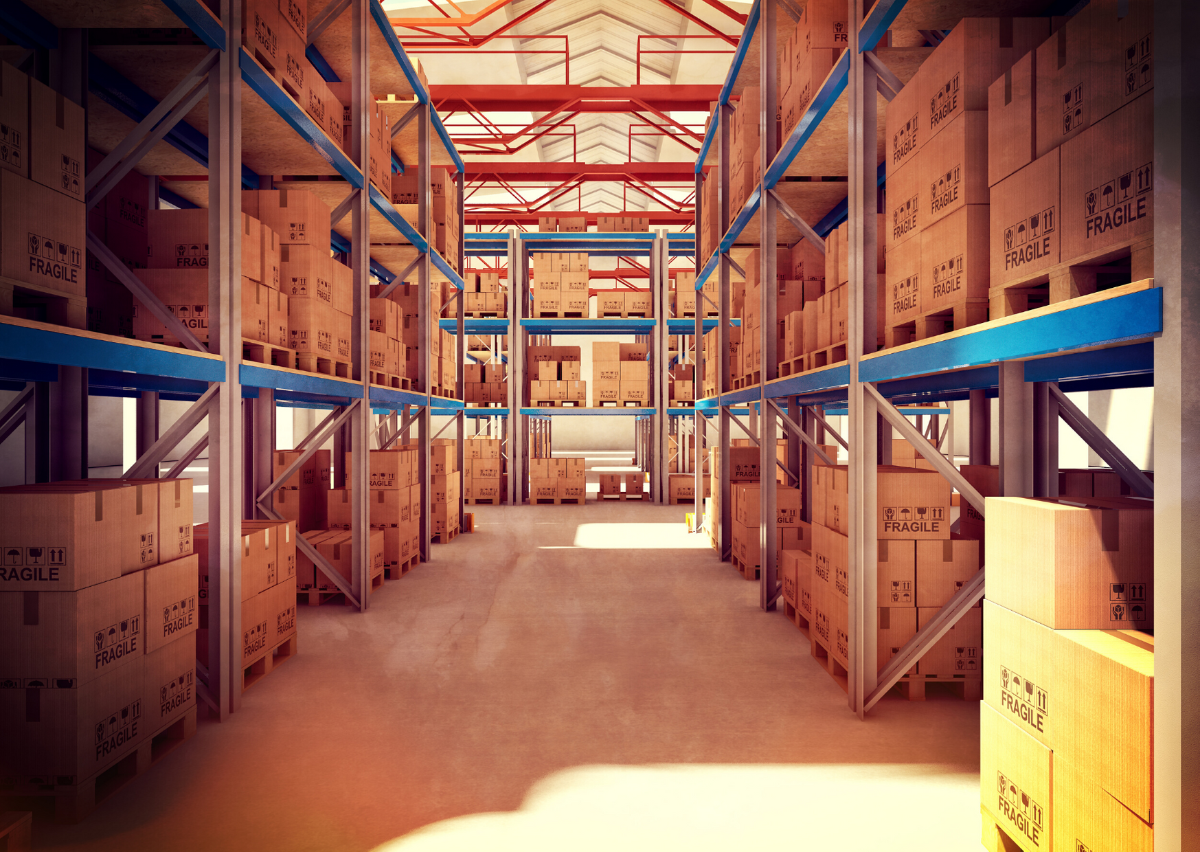Call-of-stock warehouse vs. Fixed Establishment (FE)